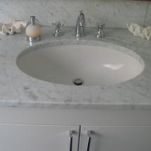 Bianco Carrara C/D (Marmor)